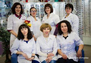 Команда Венской оптики